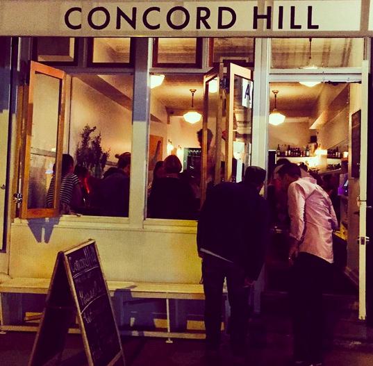 Concord Hill.