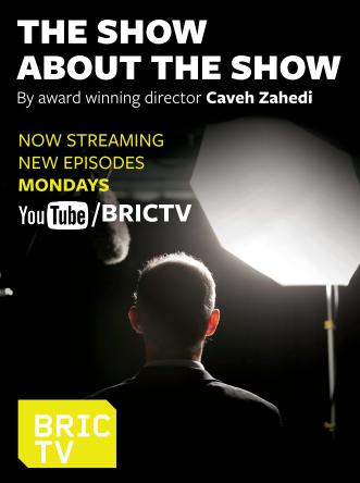 BRIC TV debuts Caveh Zahedi's new meta-comedy