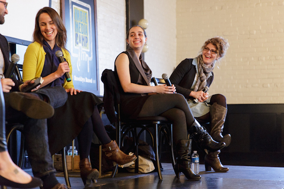 Apply for our Indie Media Camp scholarship, and hone your skills with the big guns