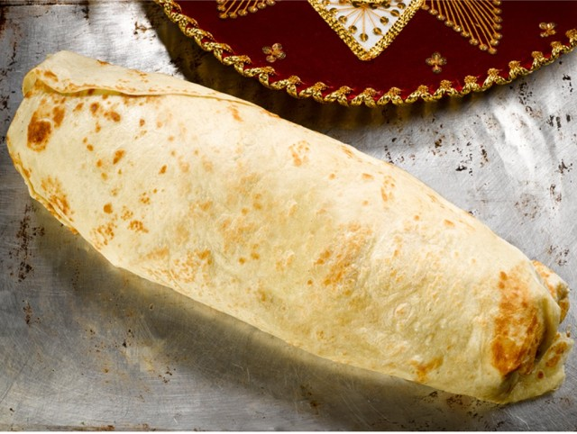 Eat a 30lb burrito to own part of a Park Slope taqueria