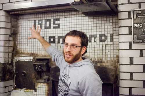 Slice Out Hunger's Scott Wiener on turning your obsession into your job and pizza's future in NYC