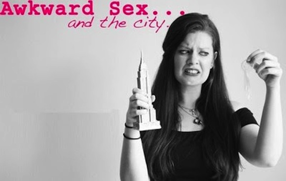 Hey cool, a comedy show for Planned Parenthood, inside a sex shop, with free beer and wine