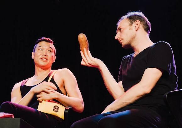 Oooh, sexual innuendo, how alternative. Photo by Elyssa Goodman / Facebook
