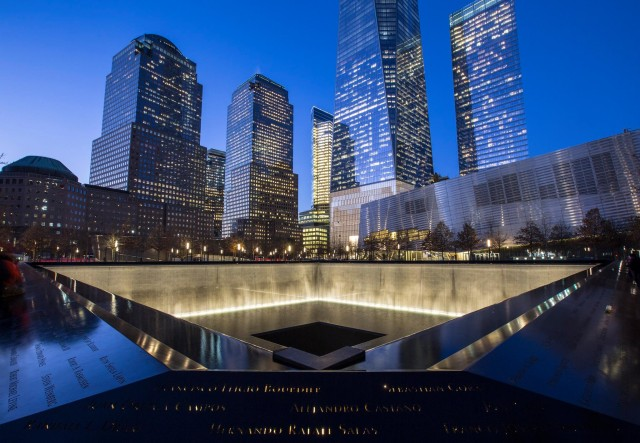 9/11 knowledge not required to teach at the 9/11 Memorial