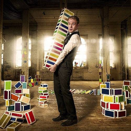 These boxes are made for juggling (# ) (pic by Kirk Marsh)