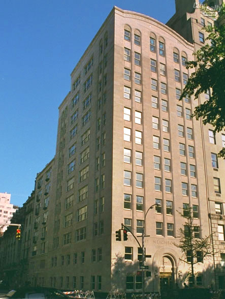You can thank energy inefficient 838 5th Avenue for some of the coming floods. via City Realty
