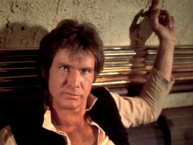 Spend some time with hit young Han Solo before you spend some time with old hot Han Solo