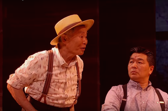 George Takei's new WWII musical is, unfortunately, pretty bad