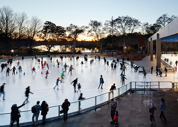 You Can Ice Skate In Prospect Park All Winter Long For 100