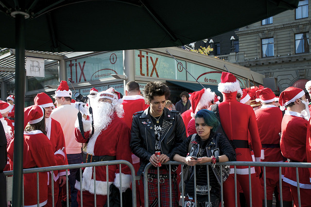 BK Top 5: The best things to do tonight, from a punk rock Christmas to a holiday brawl