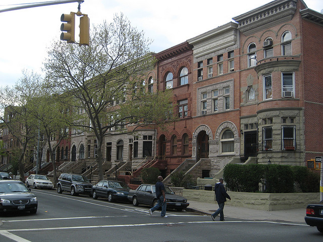 Are these apartments rent stabilized? Maybe! via Flickr user Jon Keegan
