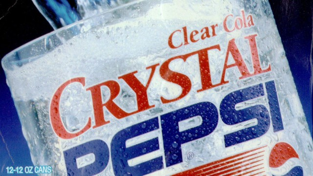 This year's No Office Party is so fancy, we're giving away real Crystal Pepsi