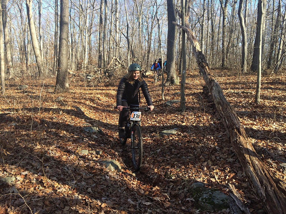 Mountain Bike in New York