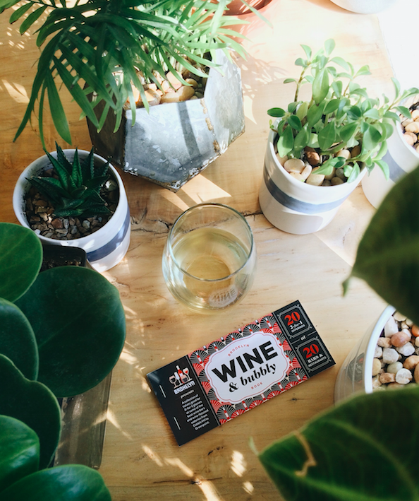 You could be making yourself a summer moment by Monday at Selamat Pagi if you pick up a Brooklyn Wine Book this weekend