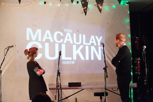 A look back at the name, The Maculay Culkin Show. via The Macaulay Culkin Show