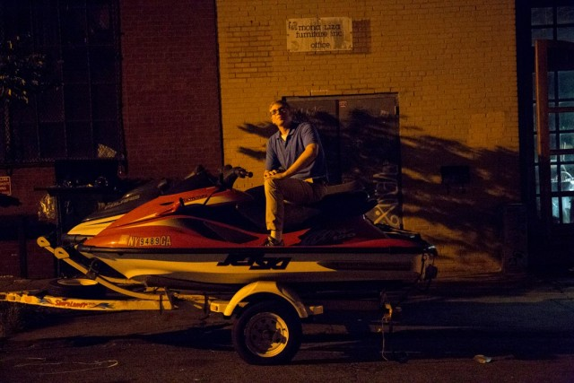 Where else but 20 Meadow Street will you find Joe Pera do his act on a jet ski? via The Macaluay Culkin Show