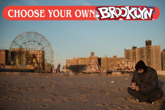Maybe your choices will land you in Coney, like the old Hannah Horvath. Original photo via Michael Tapp on flickr, edited by Sam Corbin