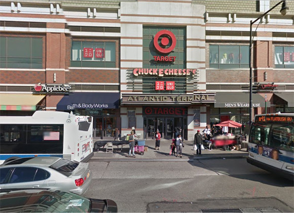 Screenshot via Google Maps