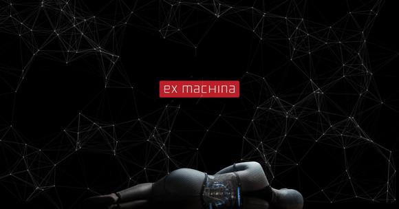 Image via Ex Machine movie