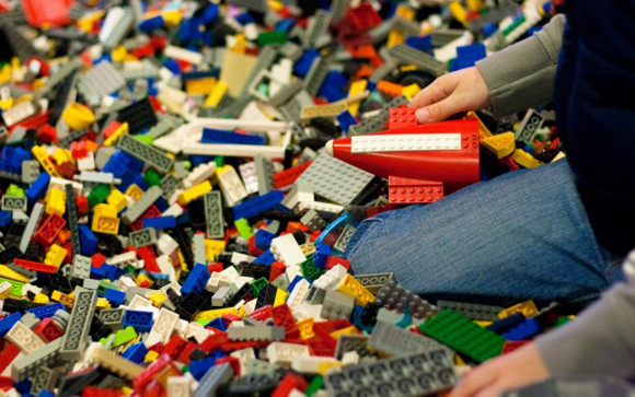 Quit your job, move to Florida and get paid to play with LEGOs all day