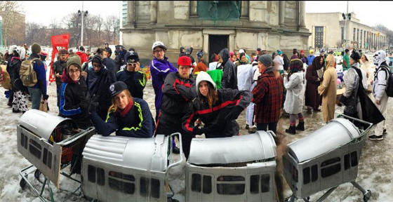 Get super silly at the Idiotarod, and 24 more ways to have an absurdly fun weekend
