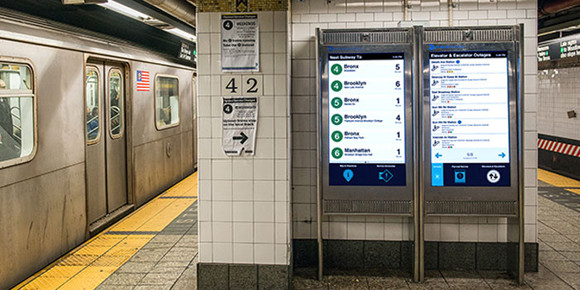 Subway Kiosks-Brokelyn-Brooklyn