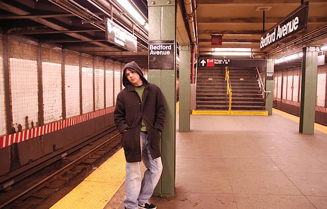 The next Manhattan-bound L train will arrive in 1,576,800 minutes. Via.