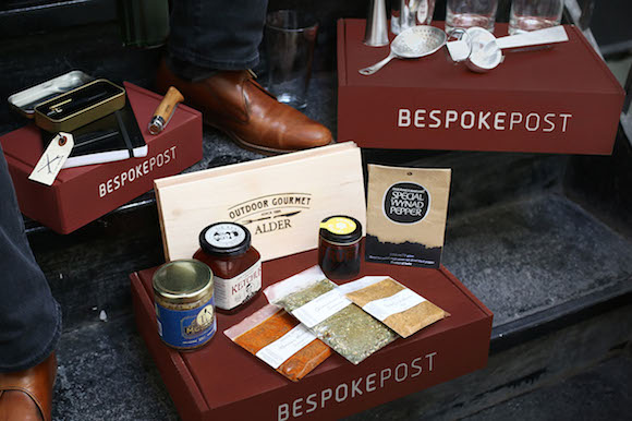 Nothing manlier than a shoe shine, some spice rubs and a stainless steel lemon squeezer