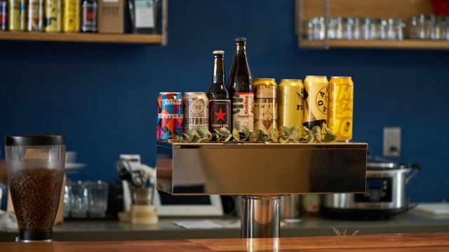 Taste one of these great beers at Greenpoint's Budin with your Brokelyn Beer Book
