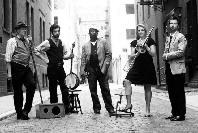 Baby Soda Jazz Band is going to rock the Bootlegger's Tea Party (#)