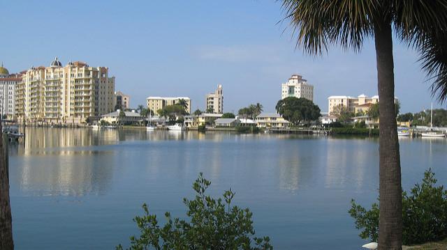 Beautiful, boring Sarasota Florida. Via Flickr.