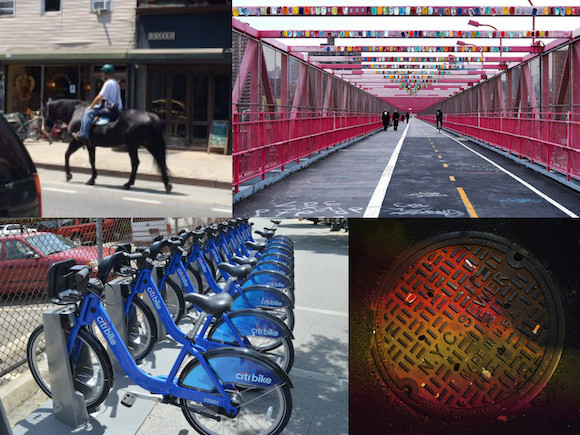 From Citibikes to sewer swims, these travel options all beat Uber by a mile. More than a mile, really