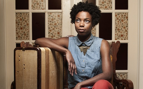 Pack up some laughs with Sasheer Zamata (#) (pic by Luke Fontana)