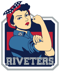 The Rveters' logo.