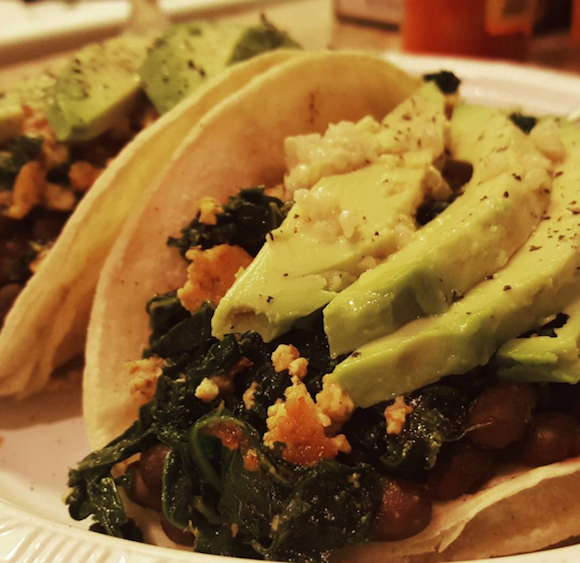 Once you try Wakhisi's infamous tacos, you'll be a repeat offender, too.