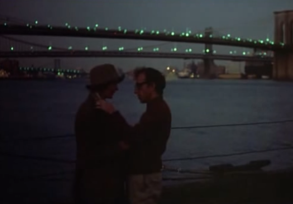If you've actually met someone awesome and kissed them in under the Manhattan arch, then wow
