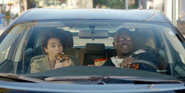Broad City S3 E2 Meet The Ginger Blunt Man Plus Gifs