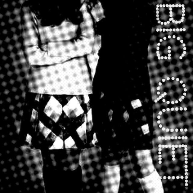 Big Quiet's 7-inch album cover.