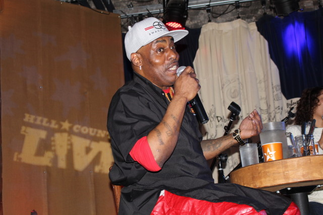 Coolio loves canned vegetables and making his own tempura batter.