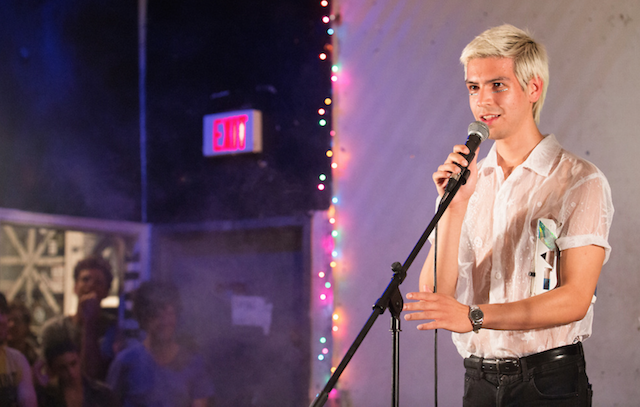 Meet rising comedy star Julio Torres, the hilarious space prince of Brooklyn comedy