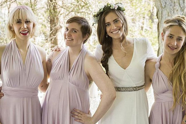 'Girls' season 5, episode 1: Nice day for a white, Christian woman wedding