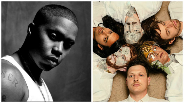 Catch Nas and Yeasayer at celebrating the 50th anniversary of Vans.