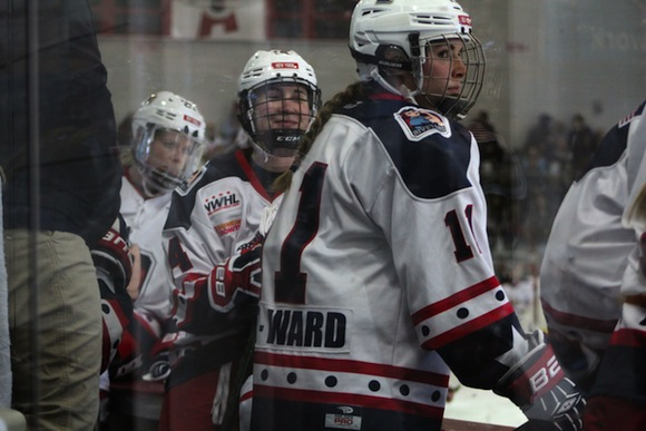 They can do it! Meet the New York Riveters, Brooklyn's first women's hockey team
