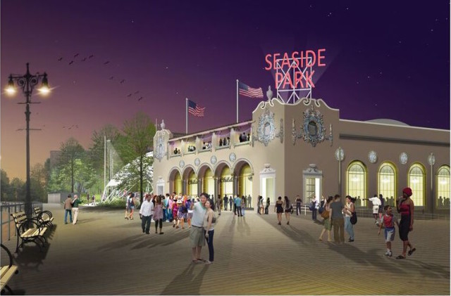 Coney Island is getting a 5,000-seat amphitheater for free concerts, comedy and more this summer