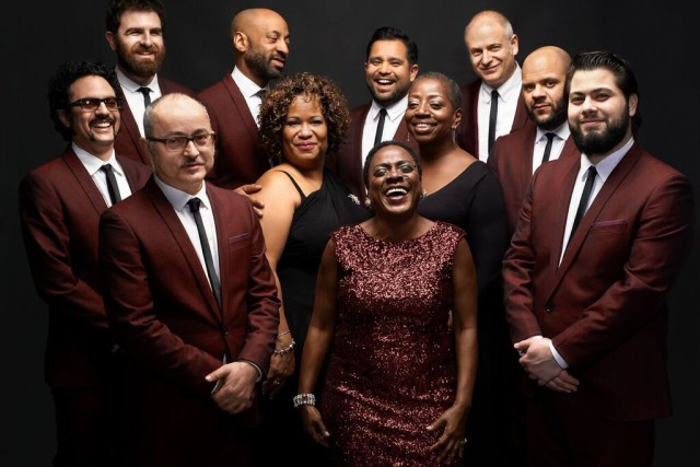 Sharon Jones and the Dap-Kings are here to funk up your summer. Via Celebrate Brooklyn.