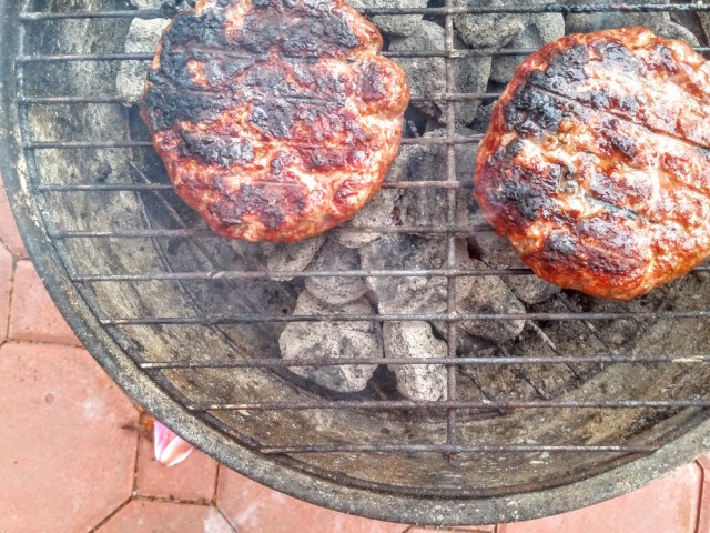 Light up your grill for best burger results.