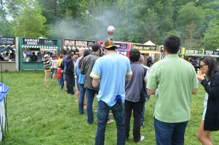 The second and last Great Googamooga in 2013 was a festival of lines. Photo by Mary Dorn.