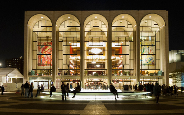 The Metropolitan Opera House, via their website. Not pictured: Drunk caterers and Donald Trump.