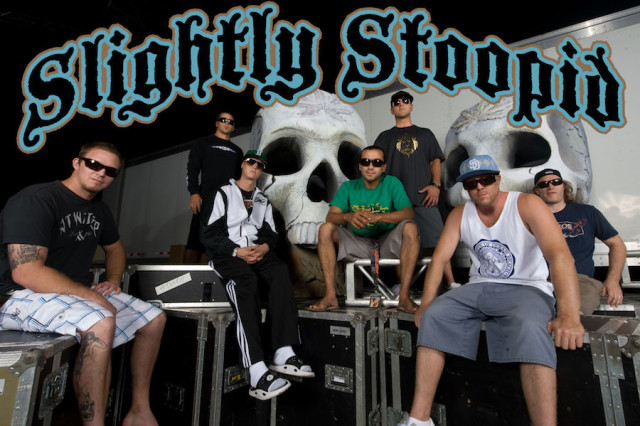 Slightly Stoopid, maybe you're OK bros but c'mon.