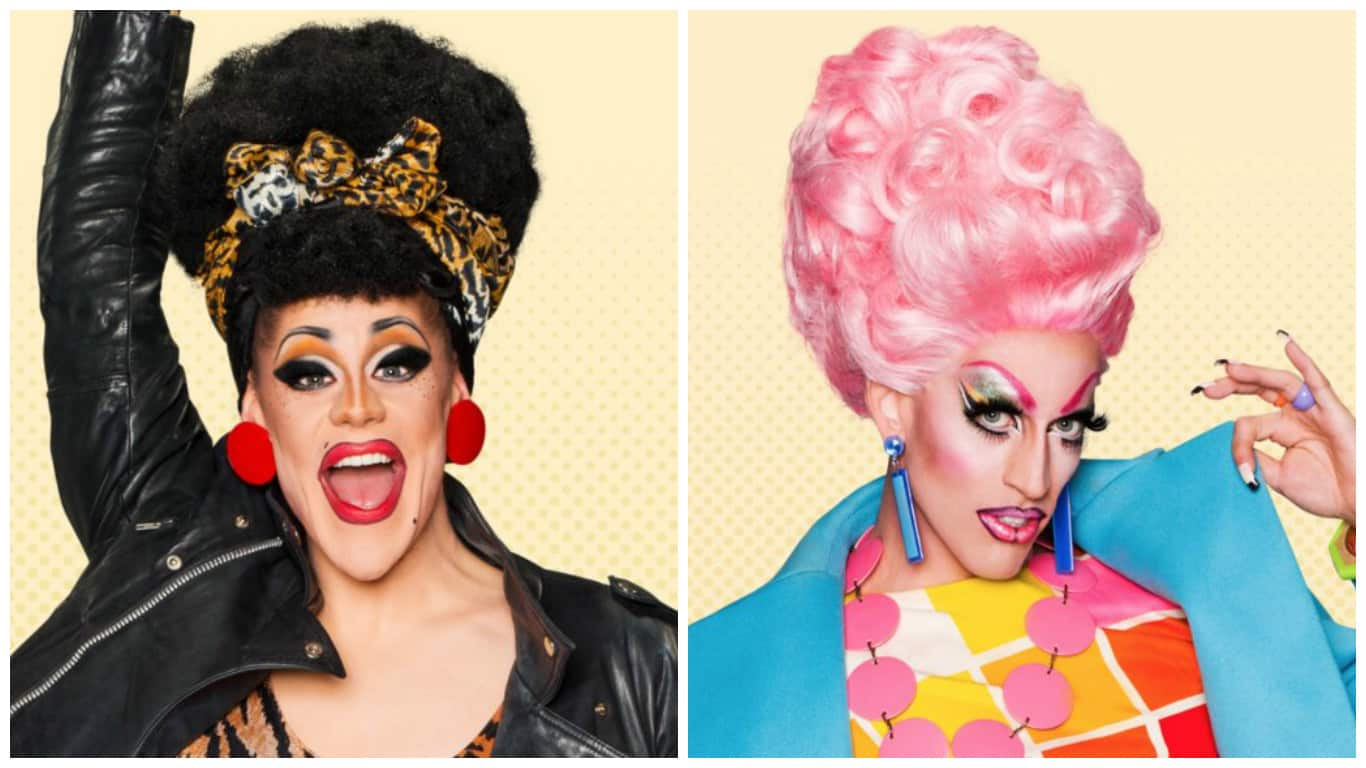 A Guide To The Brooklyn Queens On Rupaul S Drag Race